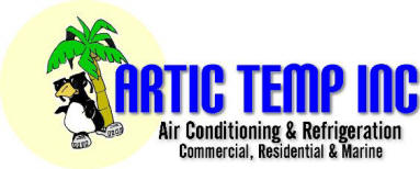 Home page for more information on Florida Keys air conditioning and refrigeration