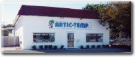 Artic Temp Inc - Marathon, Florida's premier air conditiong and refrigeration contractor for commercial, residential and marine